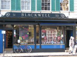Blackwell bookstore
